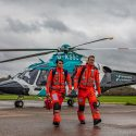 Air Ambulance Kent Surrey Sussex rated Outstanding by CQC