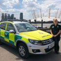London Ambulance Service volunteers get vital boost to save lives