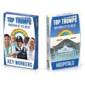 Key workers feature in new Top Trumps pack!