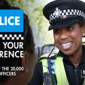 Government's police recruitment campaign enters new phase