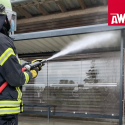 Transform your fire appliance into a multi-tool to disinfect large outside areas