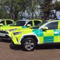 RAV4 Hybrid recruited as rapid response vehicle