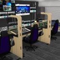 Custom Consoles develops Operator Safety Screen in response to Coronavirus