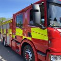 Five new fire appliances ready to protect South Wales
