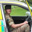 Soldier inspired by COVID-19 effort joins Welsh Ambulance Service