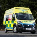 WMAS launches the UK's first 100% electric emergency ambulance