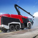 Venari Group launches Ziegler Z-Class airport fire fighting vehicle