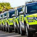 PSNI bears down on crime with 50-strong fleet of ŠKODA Kodiaq SUVs