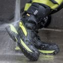 First full PBI fabric firefighter boot