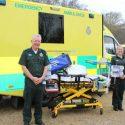 SCAS launches critical care transfer service