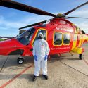 Essex & Herts Air Ambulance helps transfer COVID-19 patients
