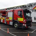 New Turntable Ladders go on the run in Mid and West Wales