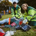 A modern approach to pre-hospital monitoring and defibrillation