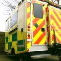 Paramedics turn written-off ambulance into innovative training simulation pod