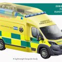 VCS hydrogen fuel cell ambulance set for London's streets by autumn