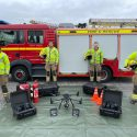 Drone technology to give AFRS a new perspective in responding to incidents