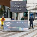 Launch of UK's first ever emergency services cycling club