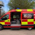New welfare vehicle for Humberside Fire and Rescue Service