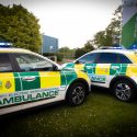 South Central Ambulance Service launches first electric KIA emergency response vehicles