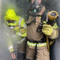 Grenfell grant buys life-saving smoke hoods for Nottinghamshire Fire and Rescue Service