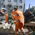 Tyne and Wear hosts national Urban Search and Rescue exercise