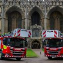 Cambridgeshire Fire and Rescue Service invests in new turntable ladders