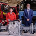 Allison to highlight range of options for fire appliance propulsion systems at ESS