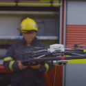 5G connected tethered drone to elevate possibilities for first responders